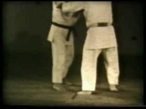 Tomoe Nage (proiezione a cerchio)