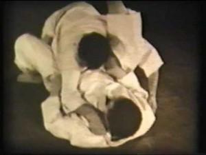 Sankaku Jime (strangolamento a triangolo)