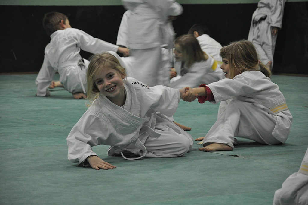 judo e bambini