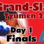 Judo Grand Slam Tyumen 2014: Day 1 – Final Block