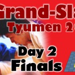 Judo Grand Slam Tyumen 2014: Day 2 – Final Block