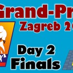 Grand-Prix Zagreb 2014 – Final Block on day 2