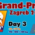 Judo Grand Prix Zagreb 2014: Day 3