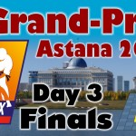 Judo Grand Prix Astana 2014: Day 3 – Final Block
