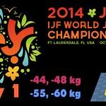 World Junior Championships 2014: Day 1