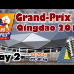 Judo Grand Prix Qingdao 2014: commented day 2